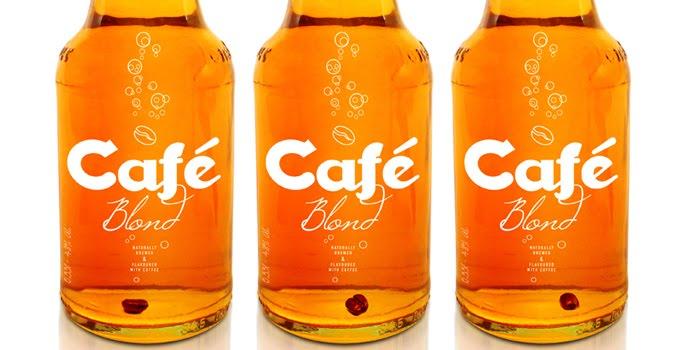 Café Blond: Café com cerveja
