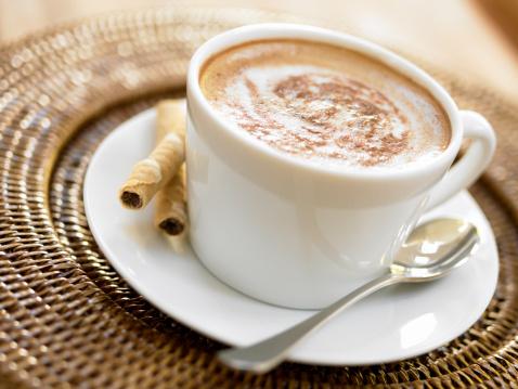 Mais um café!