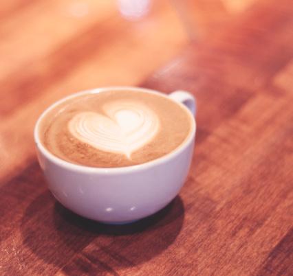 O café pelo mundo!