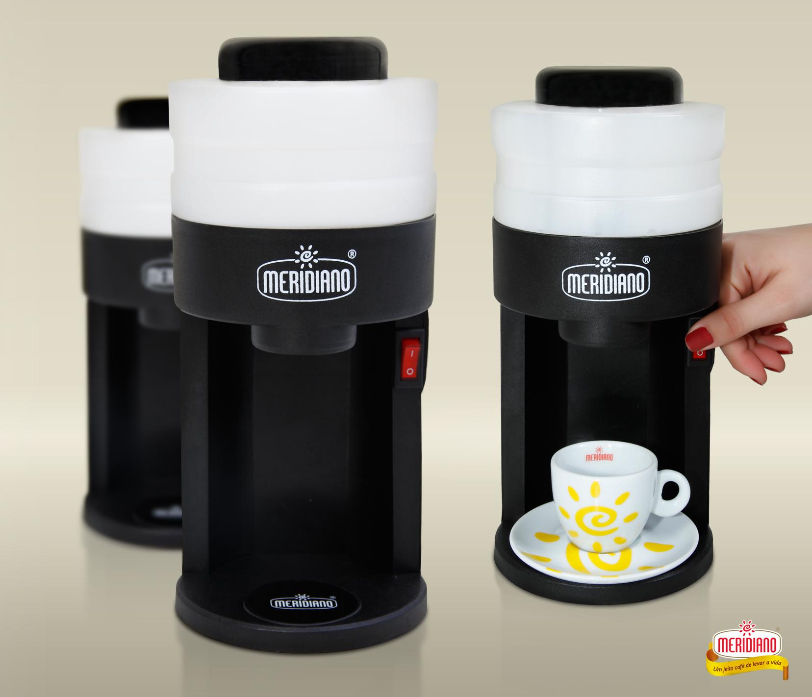 Produto Meridiano agiliza preparo de bebidas solúveis