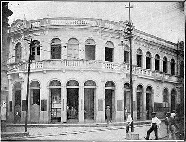 Os primeiros cafés de Vitória