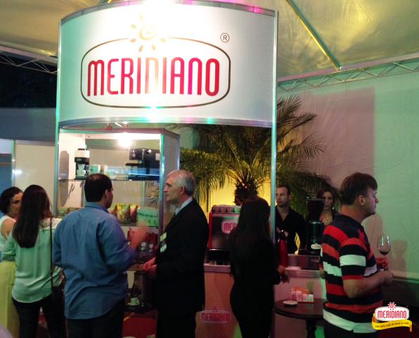 Café Meridiano no Vitória Expovinhos 2013