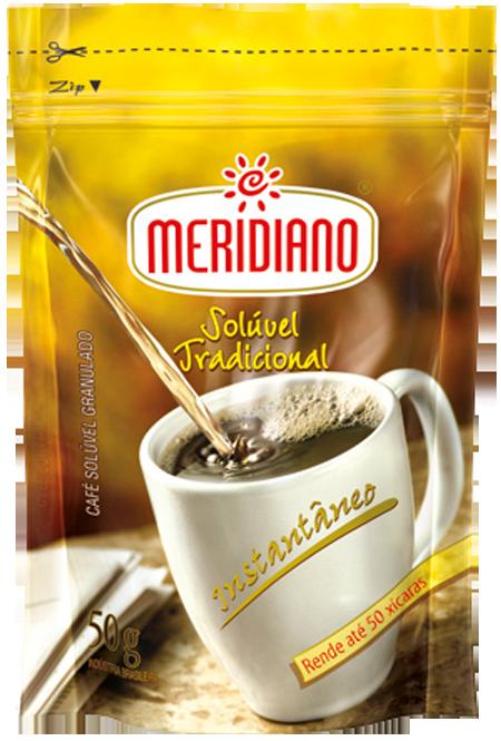 Delícias com Café Meridiano Solúvel!