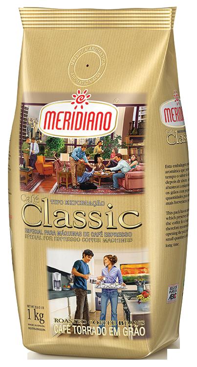 Café Classic em embalagem de 1kg