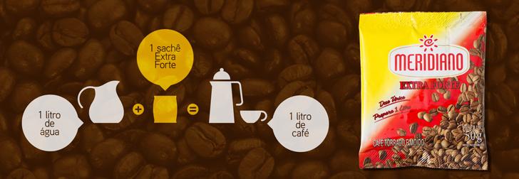Café na dose certa
