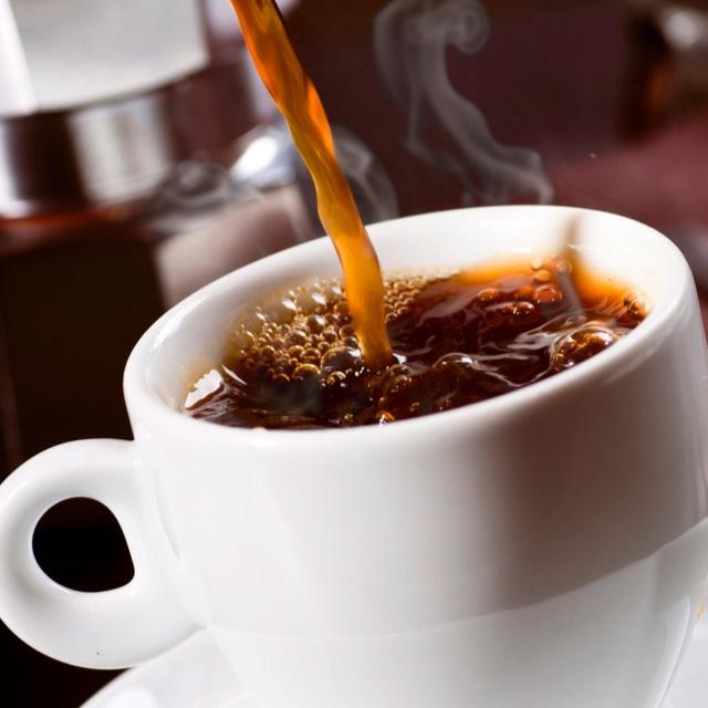 Café coado ou solúvel?