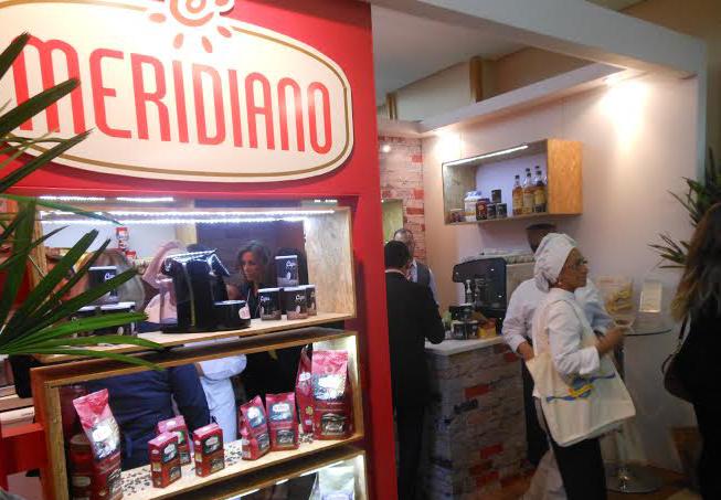 Café Meridiano no Expovinhos 2014
