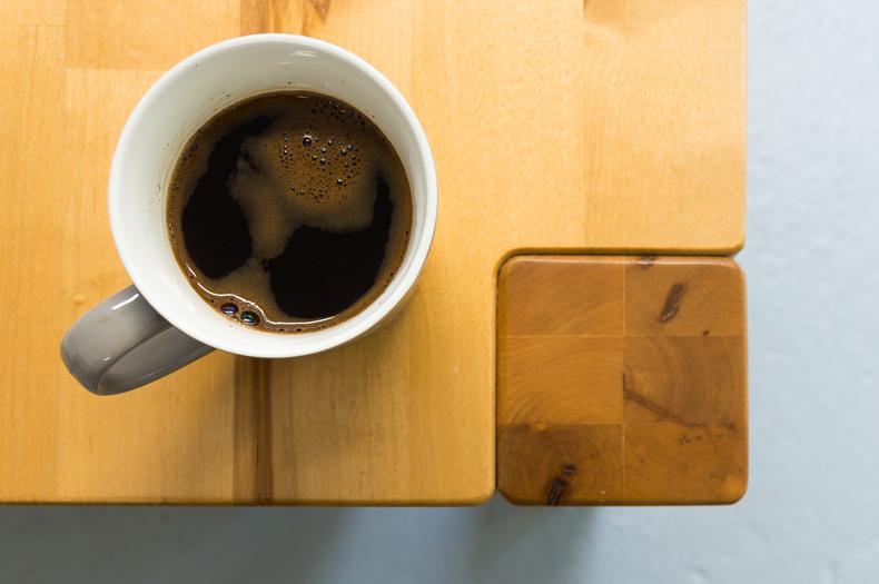 Cinco segredos do café