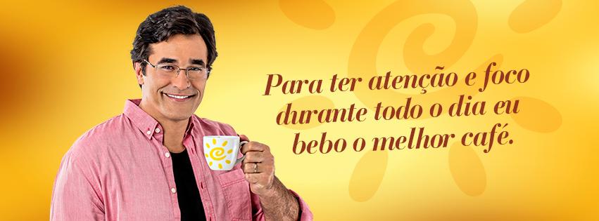 Luciano Szafir e sua paixão pelo café