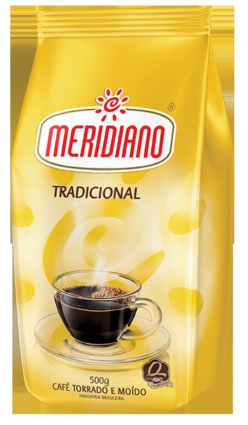 O Café Meridiano Tradicional está de cara nova!