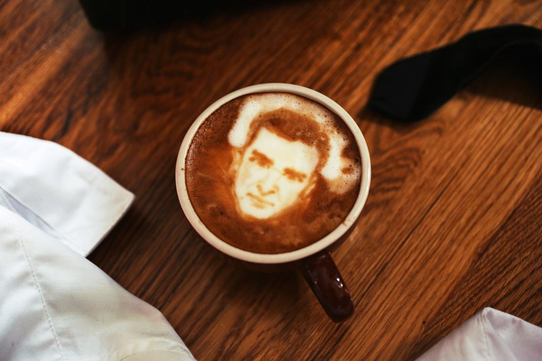 Café, talento e muita criatividade
