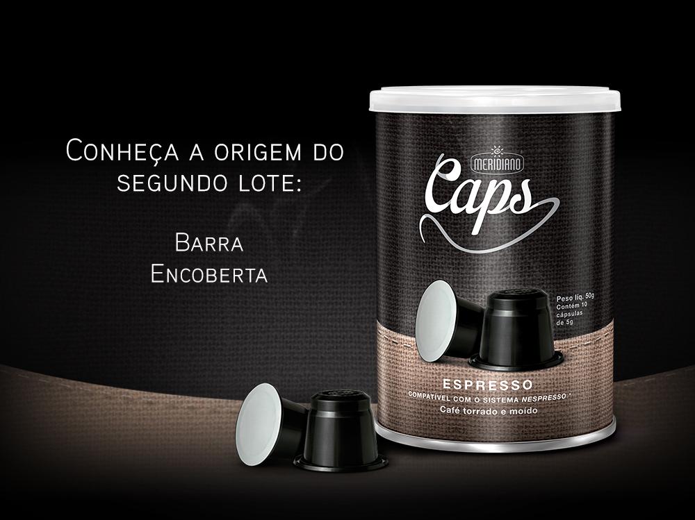 Conheça a origem do segundo lote do Meridiano Caps!