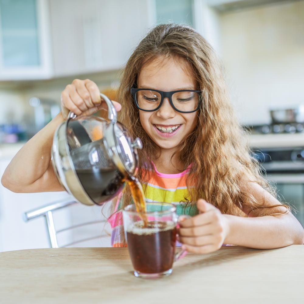 Gestantes e crianças podem tomar café?