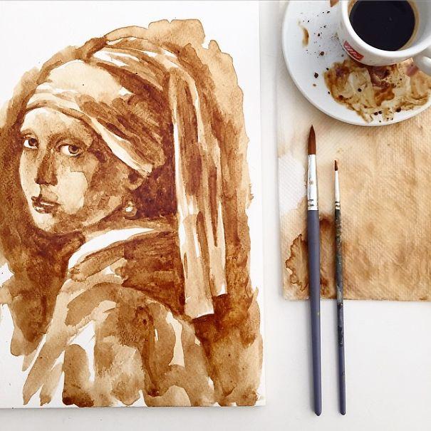 Conheça a arte de Maria A. Aristidou