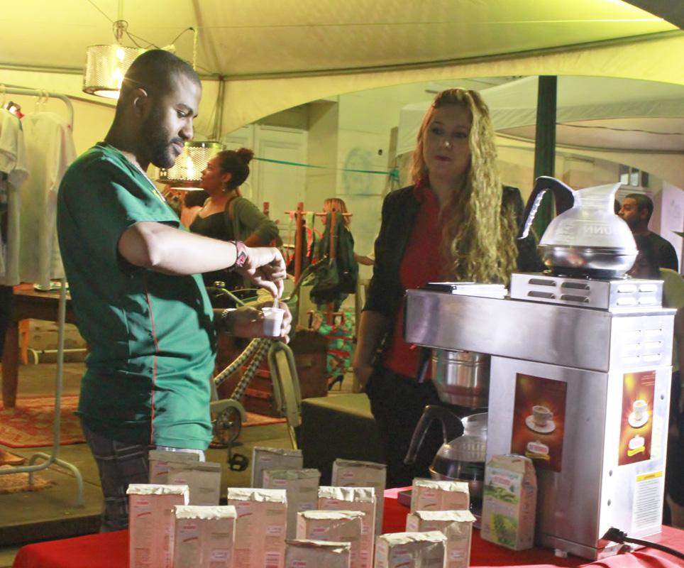 Café Meridiano participa do Festival de Cinema de Vitória