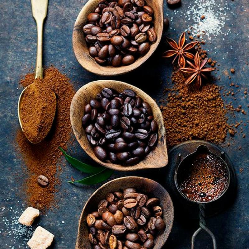 3 tipos curiosos de grãos de café – Acaiá, Catuaí e Kona