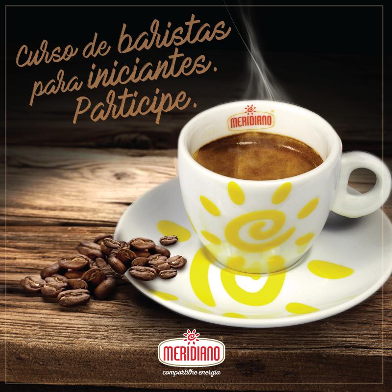 Meridiano abreinscriçõespara formar novos especialistas em café
