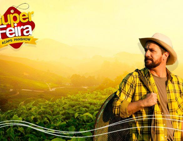 Meridiano lança café comestível na Feira Acaps 2018