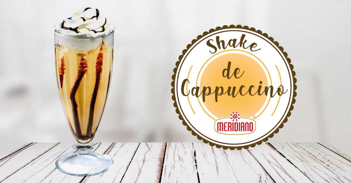Shake de Cappuccino