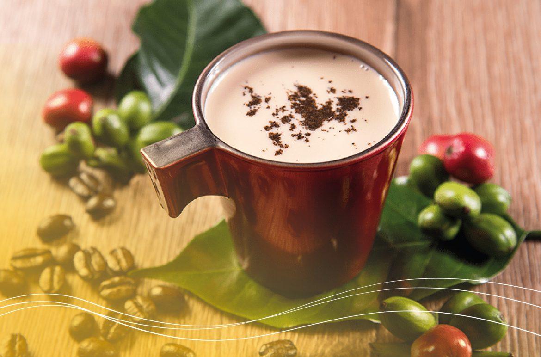 Vai um Ponche de Café aí para aquecer o inverno?