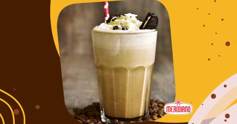 Frappuccino de Oreo: aprenda agora a fazer