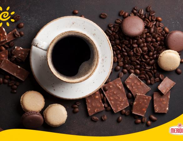 DE CHOCOLATE E CAFÉ O AMOR É FEITO