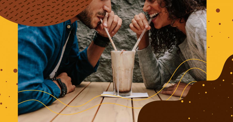 Fácil e delicioso: milkshake de café